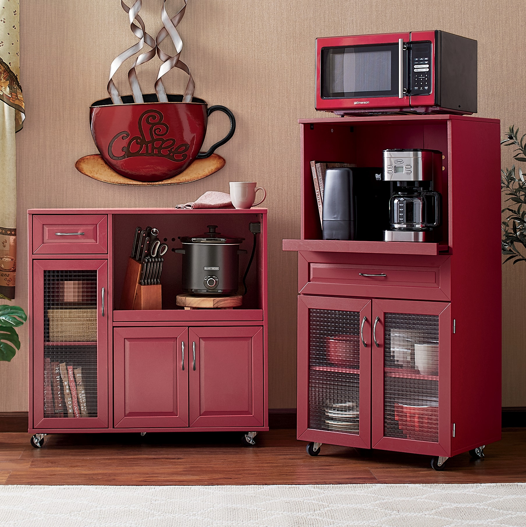 kitchen islands microwave carts ginny s