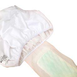 Calça Plástica Classic Luxo Fechada