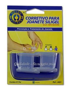 Corretivo para Joanete Siligel de Silicone