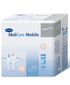 Fralda MoliCare Mobile Medium