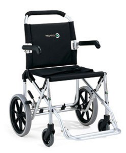 Cadeira de Rodas Comfort -SL-9512- Aircraft Serie