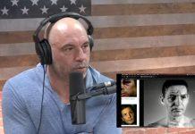 "Joe Rogan talks hockey fights on episode 1460 of his podcast ""The Joe Rogan Experience"""