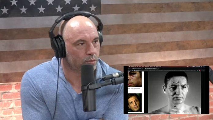 Joe Rogan talks hockey fights on episode 1460 of his podcast
