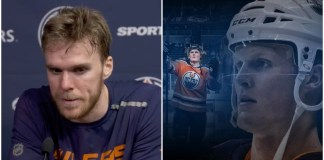Connor McDavid calls out the NHL for scheduling a game on day of Colby Cave's funeral