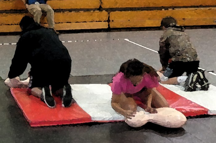 Northwest Public Schools receive CPR in Schools Training Kit