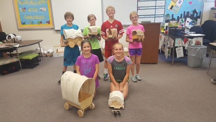 Cedar Hollow Fourth Grade Project