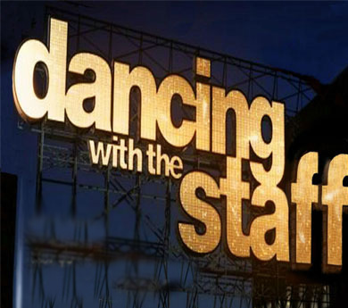 """Dancing with the Staff"" Fundraiser"