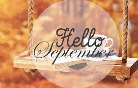High School September Newsletter
