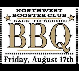 Booster Club BBQ
