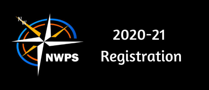 Student Registration for 2020-21 School Year