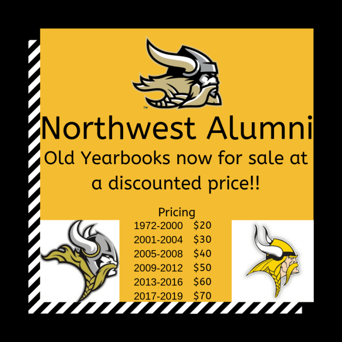 OLD YEARBOOKS FOR SALE
