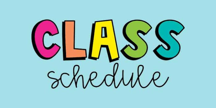 2020-21 Student Schedules on PowerSchool