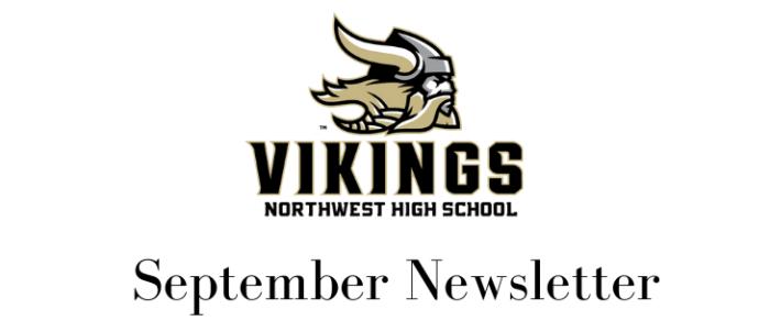 NWHS SEPTEMBER NEWSLETTER