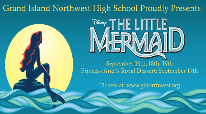 Musical Tickets on Sale Now!!
