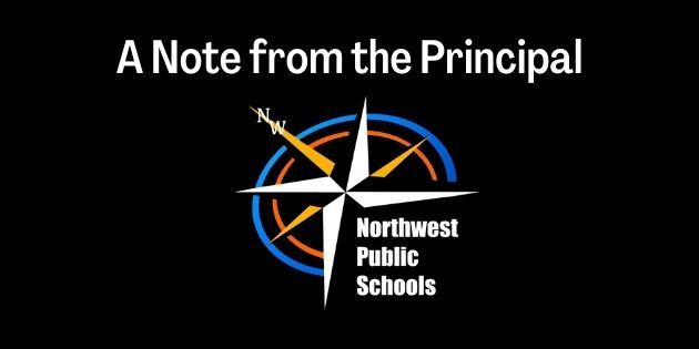 Note from the Principal-April