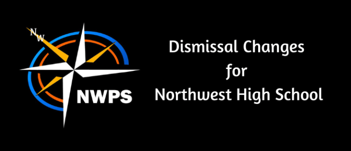 Dismissal Change-April 22 & 23