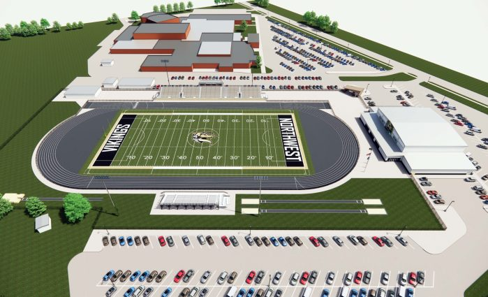 Viking Field (Athletic Complex) Renovation and Addition