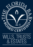 Florida Bar Certified Specialists wills, trusts, & estates