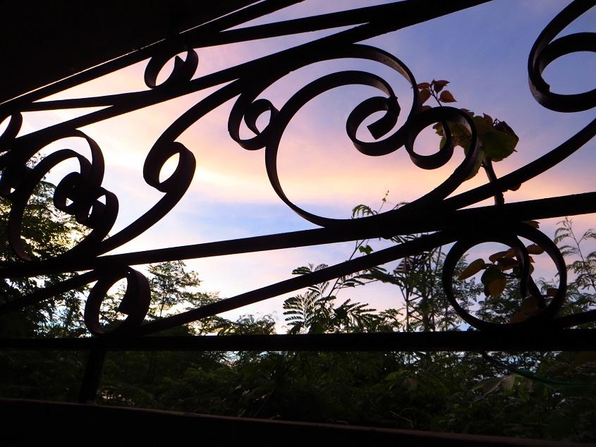 ミンダナオの島の朝_1