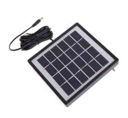 solar powered pond aerator