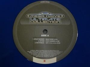 Quando avevo il Mega Drive la colonna sonora era su vinile.