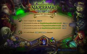 Naxxramas-Prezzi