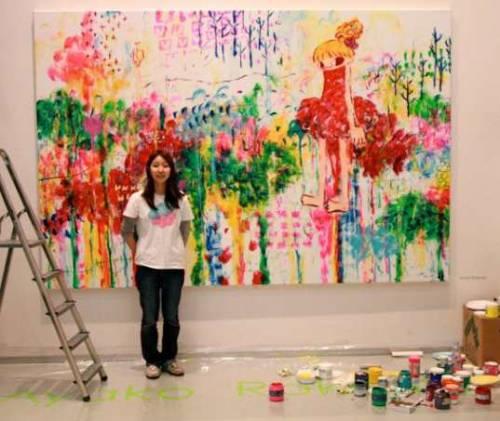 Come dipingere con le mani