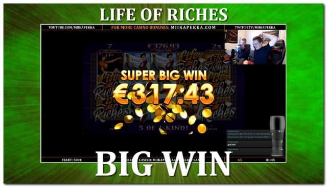 オンラインカジノはその場で結果がわかる