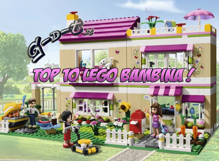 Lego Bambina I Top 10 Lego Per Bambine Di Ogni Età 2019