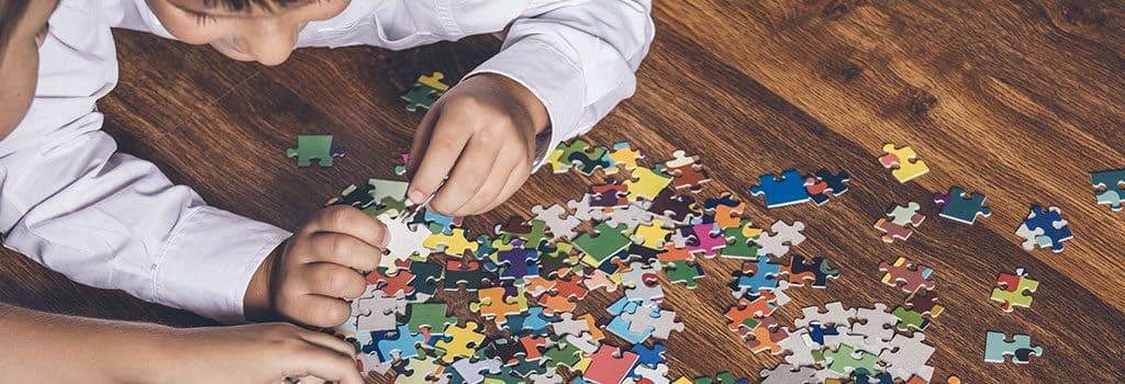 Puzzle Per Bambini Come Scegliere In Base Alletà