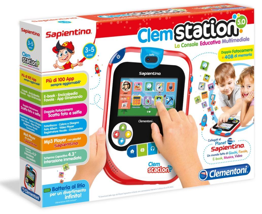 Clemstation 5.0 Clementoni prezzo