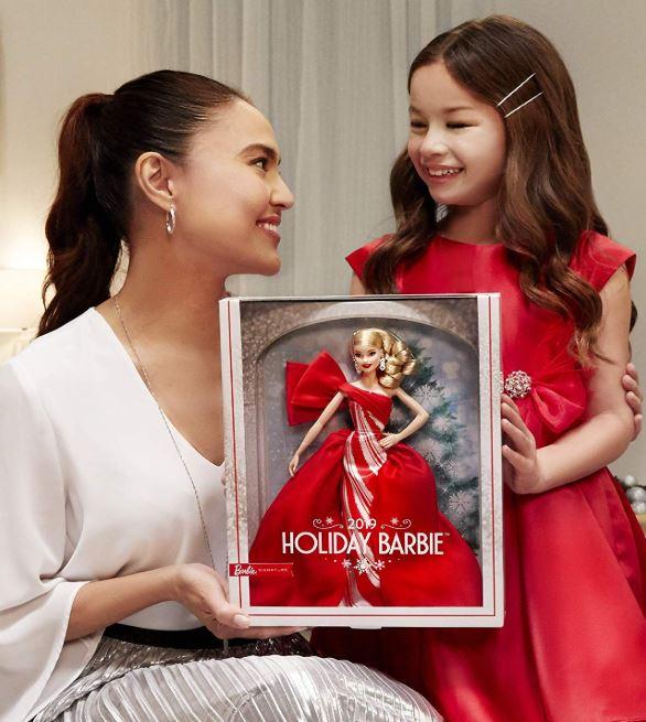 barbie magia delle feste natale 2019 prezzo italia