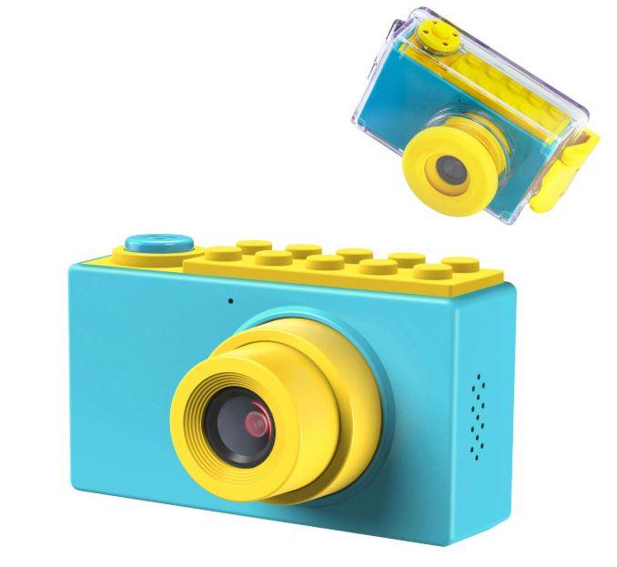 macchina fotografica per bambini subaquea kriogor prezzo italia