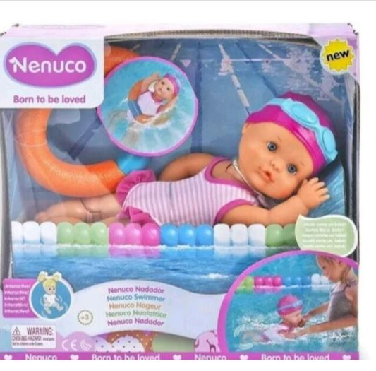 nenuco bambola nuotatrice prezzo