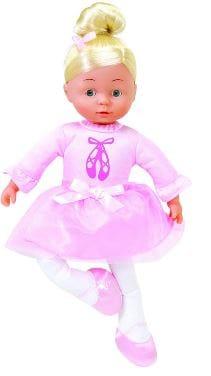 bambola ballerina bambina bionda prezzo italia
