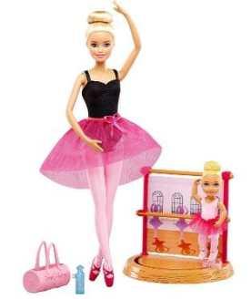 bambola ballerina barbie maestra di danza prezzo italia