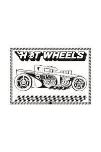 disegni da colorare per bambini di 9 anni hot wheels