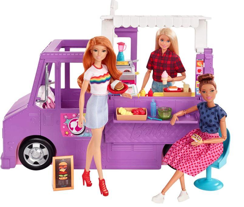 il food truck di barbie prezzo