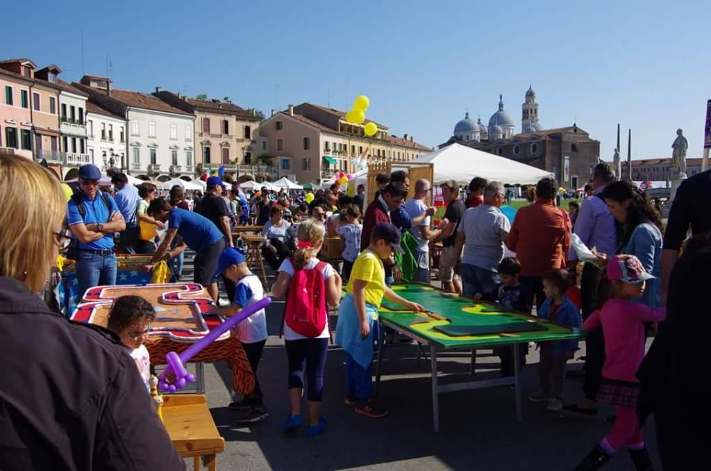 giochi di legno per feste di piazza