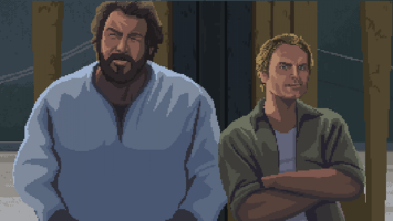 slaps and beans videogioco di bud spencer e terence hill
