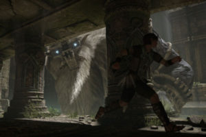 Shadow of Colossus Terre Dimenticate