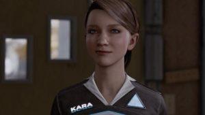 Detroit Become Human protagonista principale Kara
