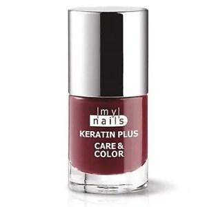 My Nails Keratin Plus Care & Color 07 AMARANTO
