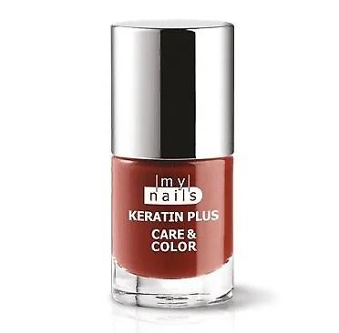 My Nails Keratin Plus Care & Color 11 MARSALA