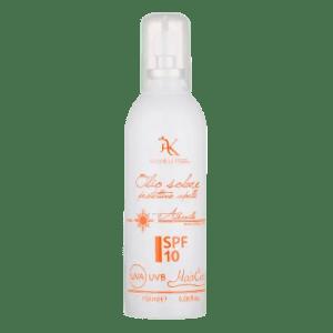 Olio solare spray protettivo capelli - Alkemilla