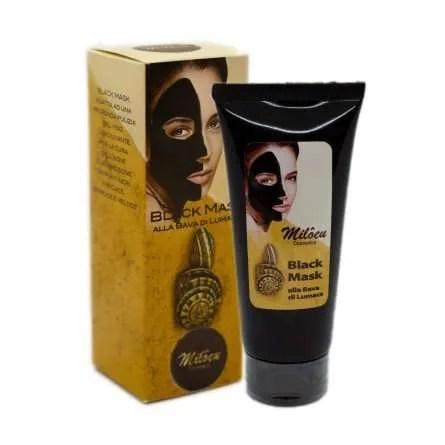 Black Mask alla bava di lumaca Miloeu