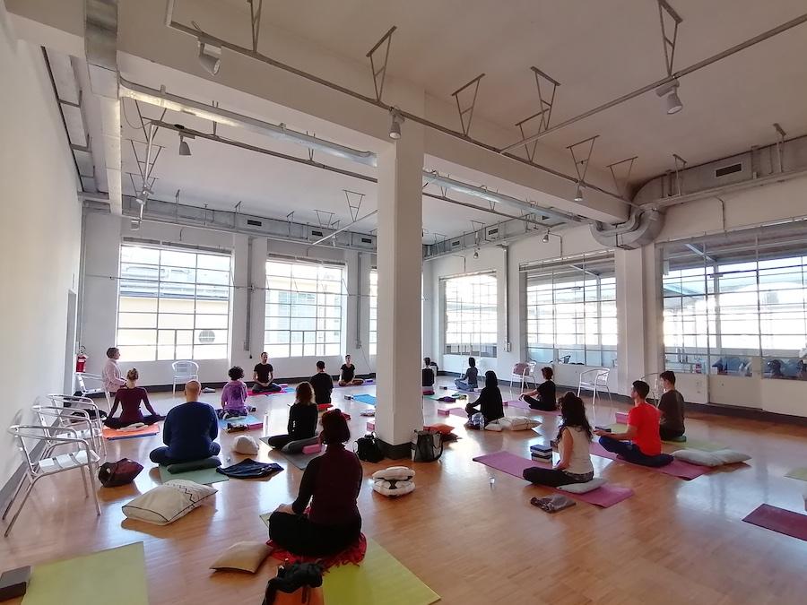 Mindfulness corso gruppo