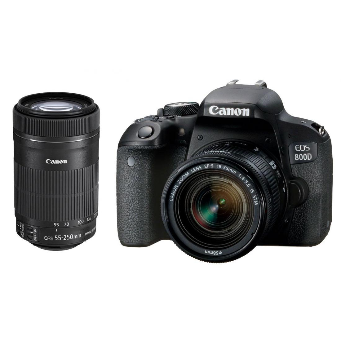 Image Result For Canon Eos 800D + 55-250 Canon Official