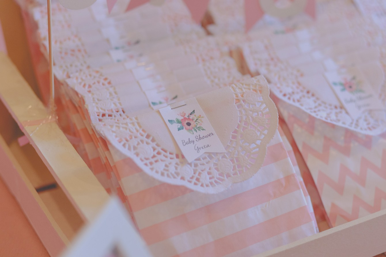 Giorgia Rossini - baby shower party planning