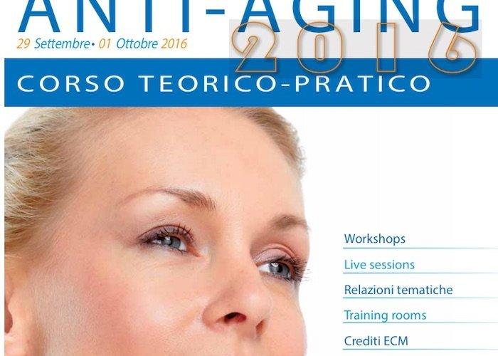 VIII edizione Corso Anti-Aging